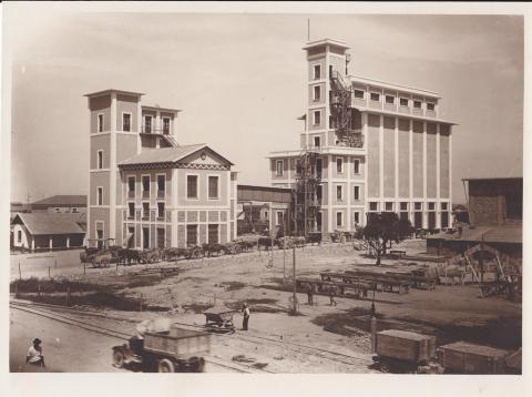 Il mulino e il silos - Archivio di Stato di Oristano prot. 732 del 21-07-2016