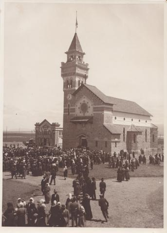 Chiesa S.S. Redentore - Archivio di Stato di Oristano prot. 732 del 21-07-2016